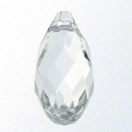 Pakabukas 6010/21 Briolette Pendant Crystal