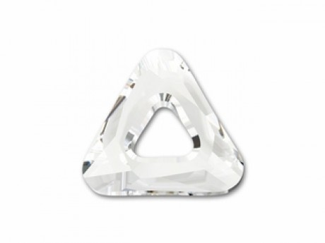 Pakabukas 4737/20 Triangle Ring Crystal