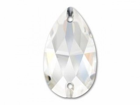 3230/12 Drop Sew - on stone Crystal
