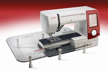 Siuvimo mašina Janome Horizon MC7700QCP