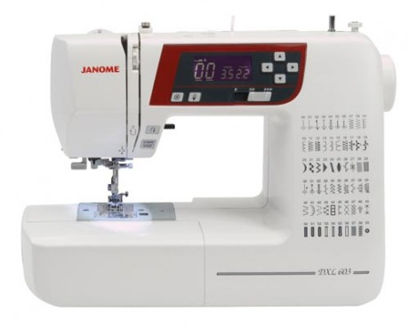 Siuvimo mašina Janome DXL603