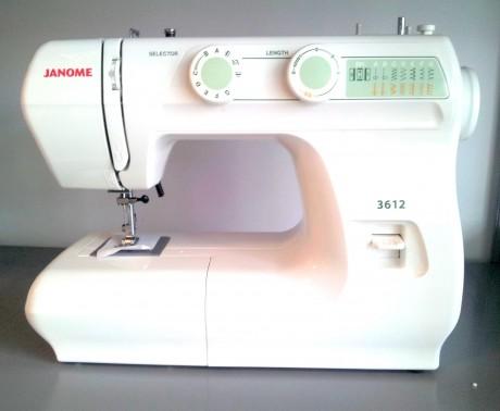 Siuvimo mašina Janome 3612