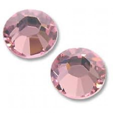 Swarovski kristalai 2038/10 Light Rose A