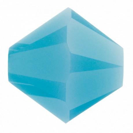 Karoliukai 5328/4 Turquoise