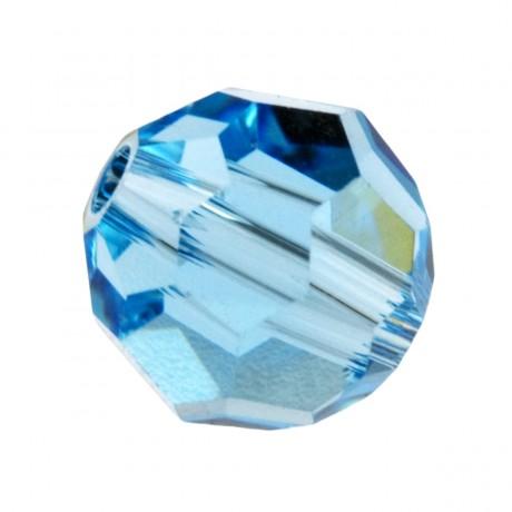 Karoliukai 5000/8 Aquamarine