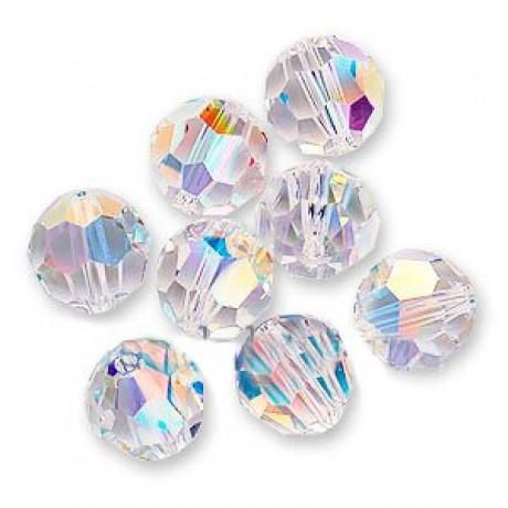Karoliukai 5000/10 Crystal AB