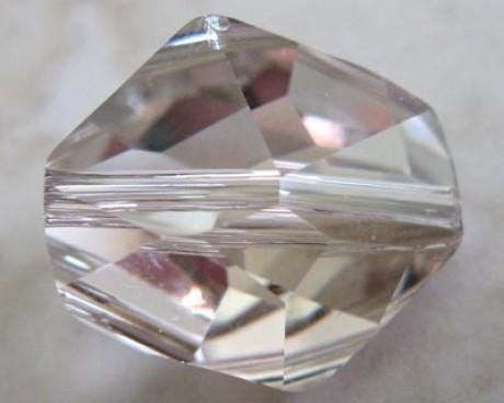 Karoliukai 5523/12 Cosmic Crystal Silver Shade